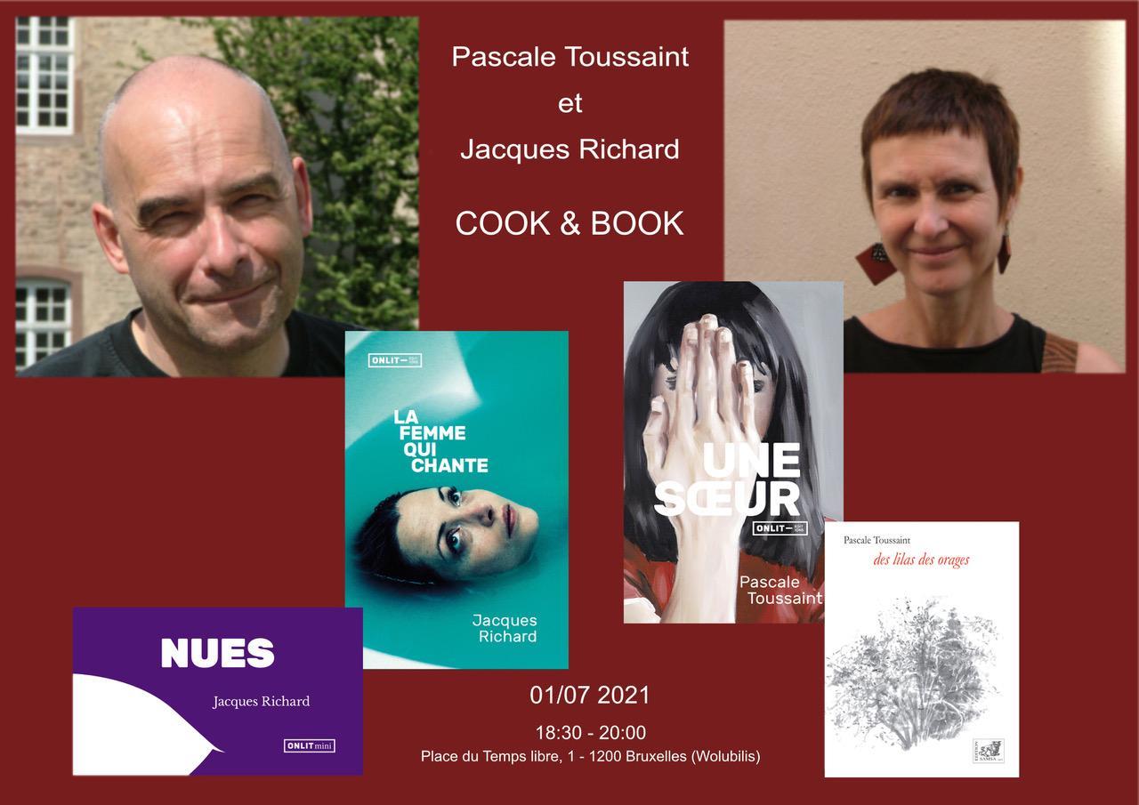 Jacques Richard et Pascale Toussaint