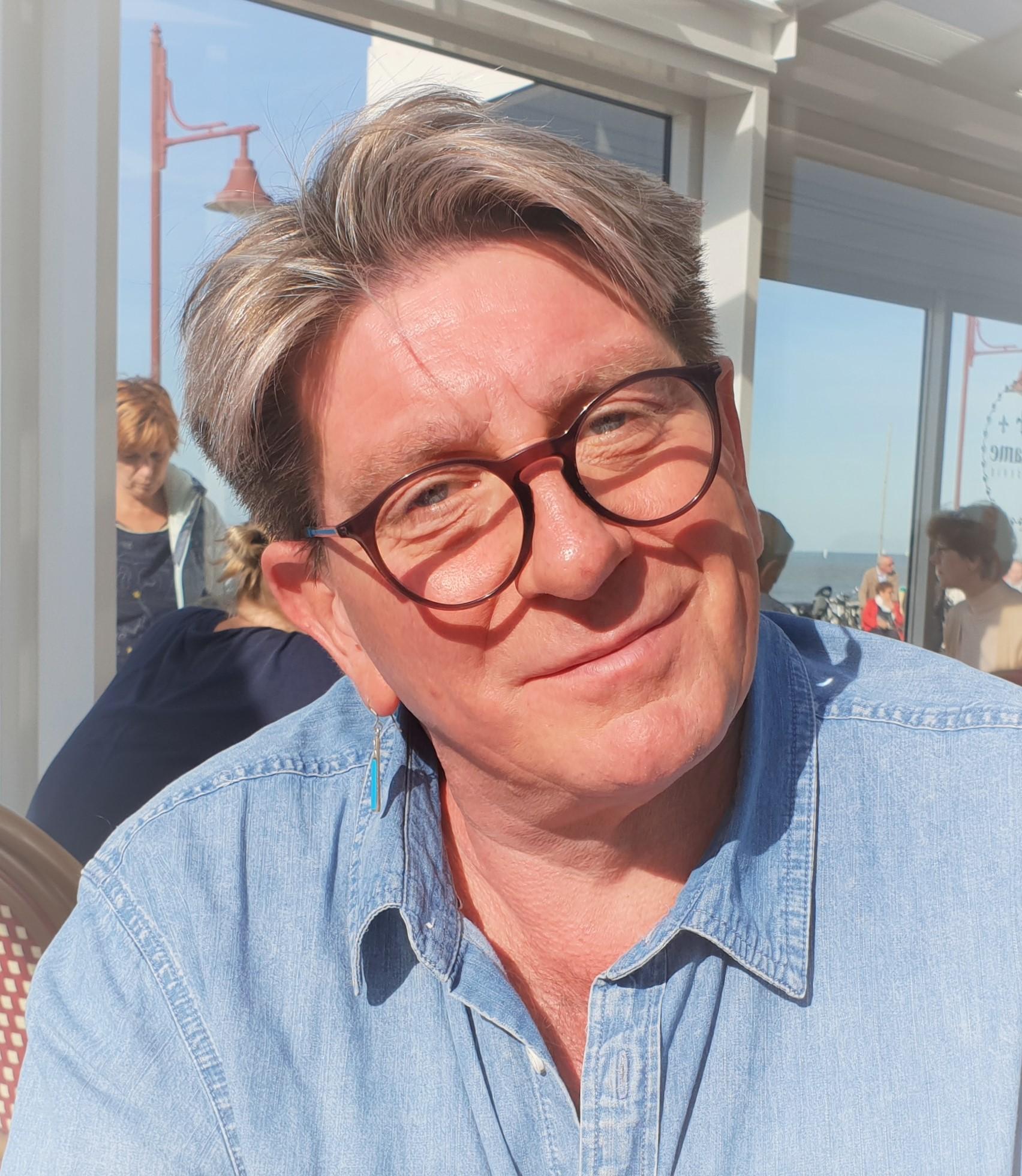 Stéphane Van Ranst (nouveau membre)