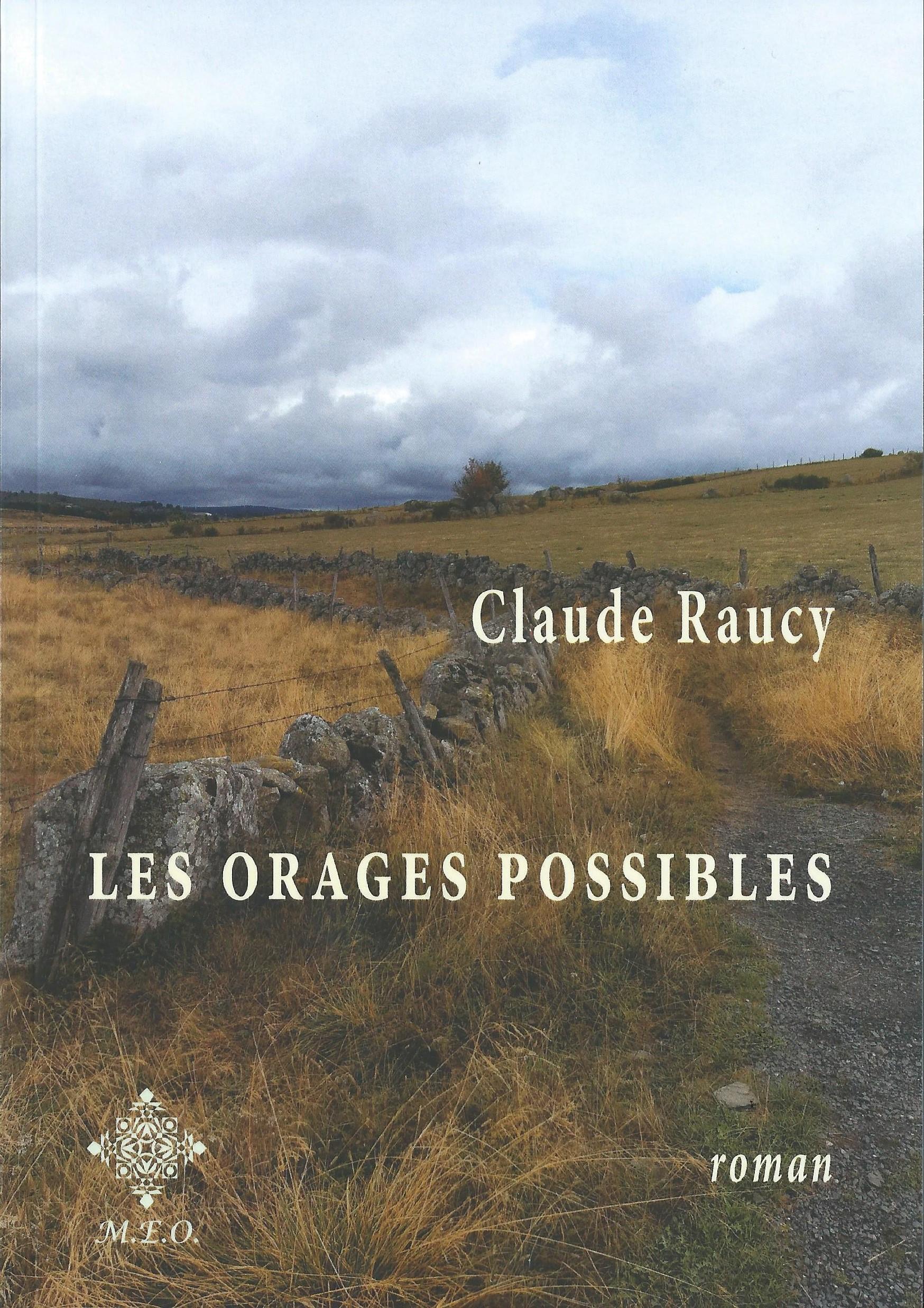 CLAUDE RAUCY - Les orages possibles