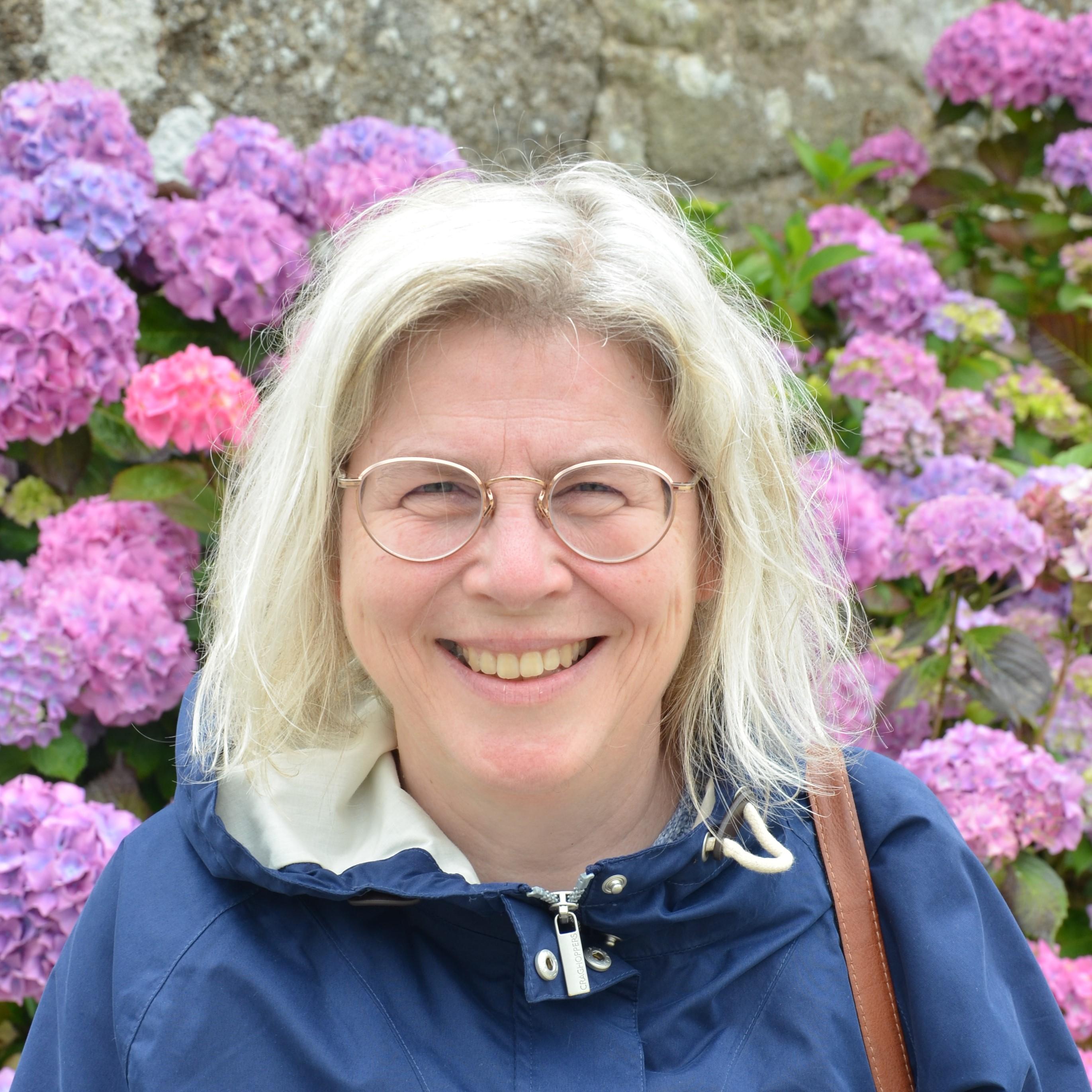 Ingrid Aubry (nouveau membre)